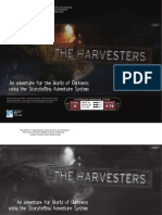 World of Darkness - SAS - The Harvesters