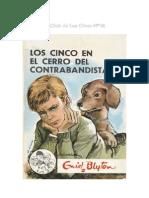 Enid Blyton -Los Cinco,4-Los Cinco en El Cerro Del Contrabandista