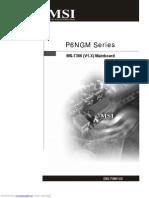 Pc Medion Ms7366. Manual de Usuario