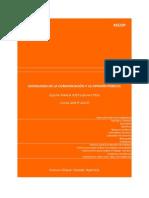 Guía de Estudiantes 2014 2015 Pol Soc Com