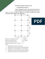 Analisis Sismo Resistente Norma NEC