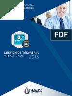 Gestión de Tesorería Gubernamental y sus aplicaciones prácticas en el SIAF – MAD 2015
