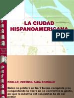 Ciudad Hispanoamericana en América Peru