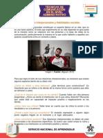 1.1 Relaciones Interpersonales y Habilidades Sociales Semana 4 Curso Sena La Comunicacon