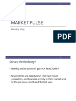 Market Pulse, January 2015