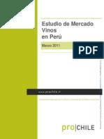 Chile - Estudio de Mercado Vinos en Peru - Marzo 2011 - ProChile[1]