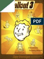 Fallout 3 Guia Edición Coleccionista