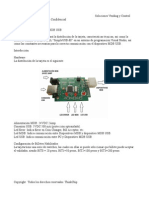 Convertidor MDB USB