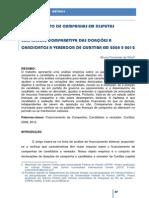 SILVA & CERVI 2014 - Financiamento de Campanhas Em Disputas Municipais, Uma Análise Comparativa Das Doações a Candidatos a Vereador de Curitiba Em 2008 e 2012