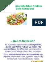 Hacia Una Alimentacion Saludable