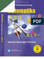 SMP Kelas 9 - Contextual Teaching and Learning - Matematika