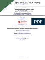 Otolaryngology Head and Neck Surgery 2012 Arora P254