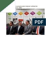 20-02-2015 DiarioDigital,Com - Sociedad Debe Sumarse Para Mejorar Calidad de Servicios de Salud; RMV
