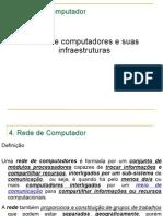 Redes de Computadores e Suas Infraestruturas