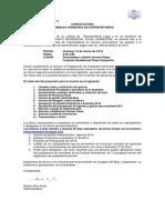 Citacion Asamblea Ordinaria CR Plaza Campestre Marzo 15 de 2015