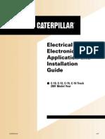 Aplicacion Electrica y Eletronica Caterpillar c10..c12..c15...