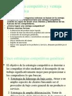 Estrategias Competitivas Curso 2014-2