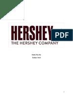 hershey media plan-2