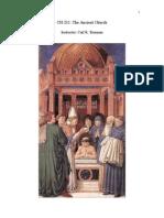 Patristics Bibliography