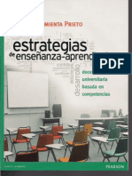 SD Estrategias de Ensenanza-Aprendizaje