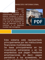 El Sistema Financiero Internacional