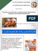 Cuidados Paliativos y Tanatologia