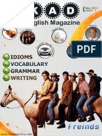 Kad English Magazine n°1