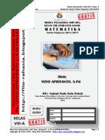 Modul MATEMATIKA Kelas 8 SMP Ganjil v1415.pdf