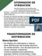 Tranformadores de Distribucion