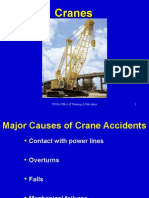 OSHA Cranes