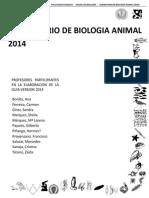 Guia de Practicas Bloque i - 2014 Lab Biologia Animal