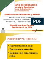 ciencias sociales 2006