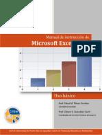 Excel 2013, Uso Básico