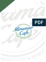 menu miramar 11x7