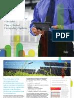 Brochure Cisco UCS SPA