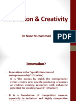Lecture 3 - Innovation