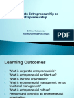 Lecture 14 - Corporate Entrepreneurship.pdf