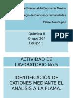 Actividad de Laboratorio No. 5 1