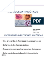 Farmaco - Tema 58 - Antimicoticos - 16ene15