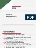 Homeostasis Blok 1-2-2010