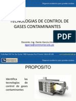 Control Gases