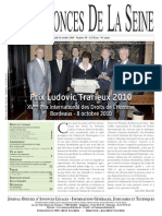 Edition du 11 octobre 2010