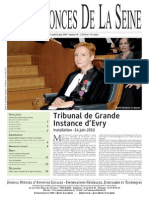 Edition du 14 juin 2010