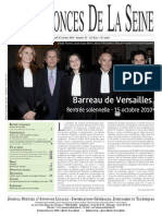 Edition du 21 octobre 2010