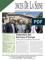 Edition du 27 mai 2010