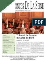 Edition du 31 mai 2010