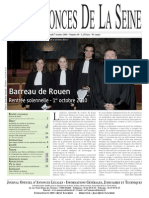 Edition du 7 octobre 2010