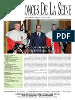 Edition du Jeudi 17 Juillet 2014