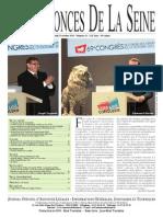 Edition du Jeudi 23 Octobre 2014
