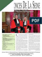 Edition du Jeudi 9 Octobre 2014